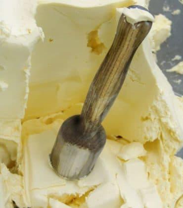 Malaxage du Beurre Charentes-Poitou AOP